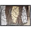 Tapis Picasso et Miro